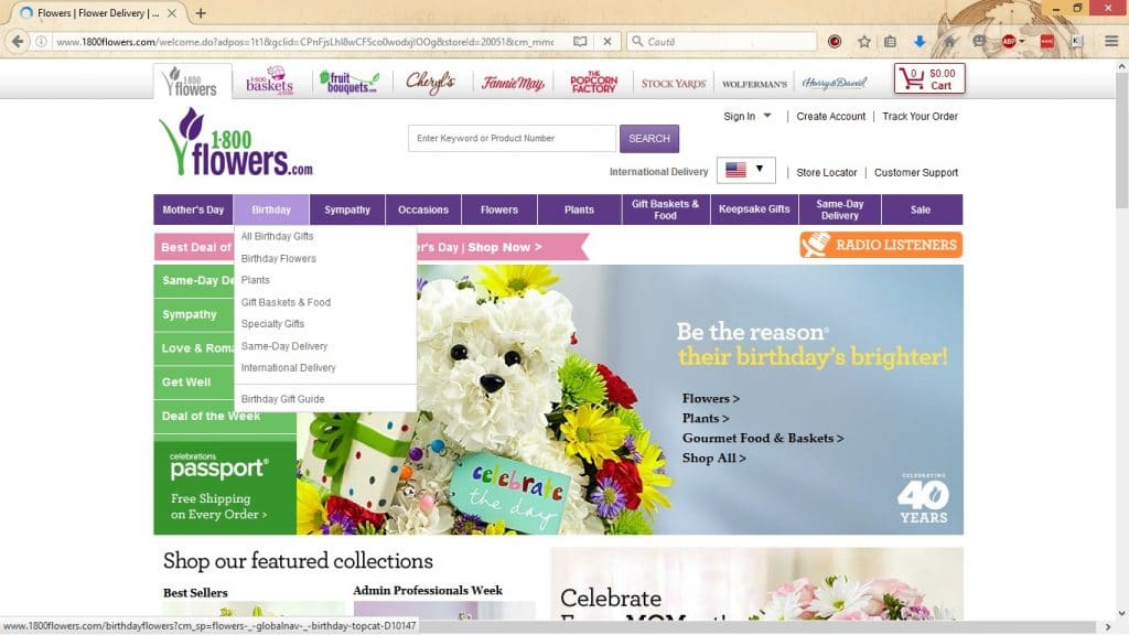 """""""Flower Delivery – What to Look For """""""