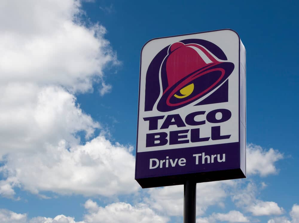 taco bell delivery fast-food chain