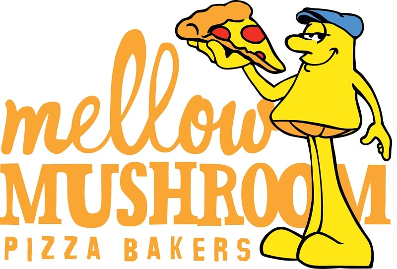 mellow mushroom delivery large logo
