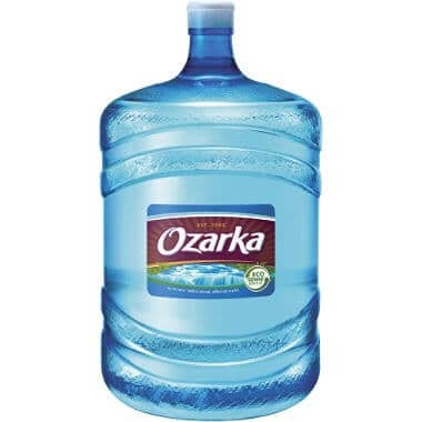 ozarka water delivery 5 gallon jug