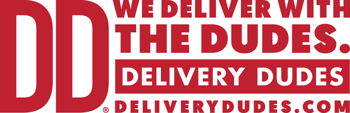 delivery dudes logo wide