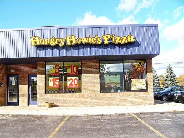 hungry howies restaurant