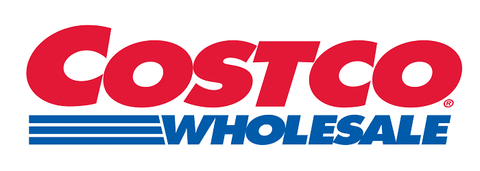 Costco logo on white background