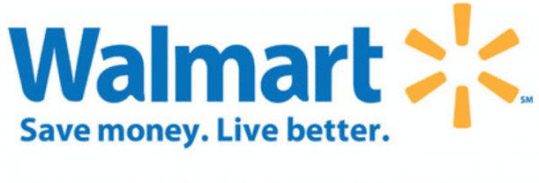 walmart logo, slogan, and visual symbol