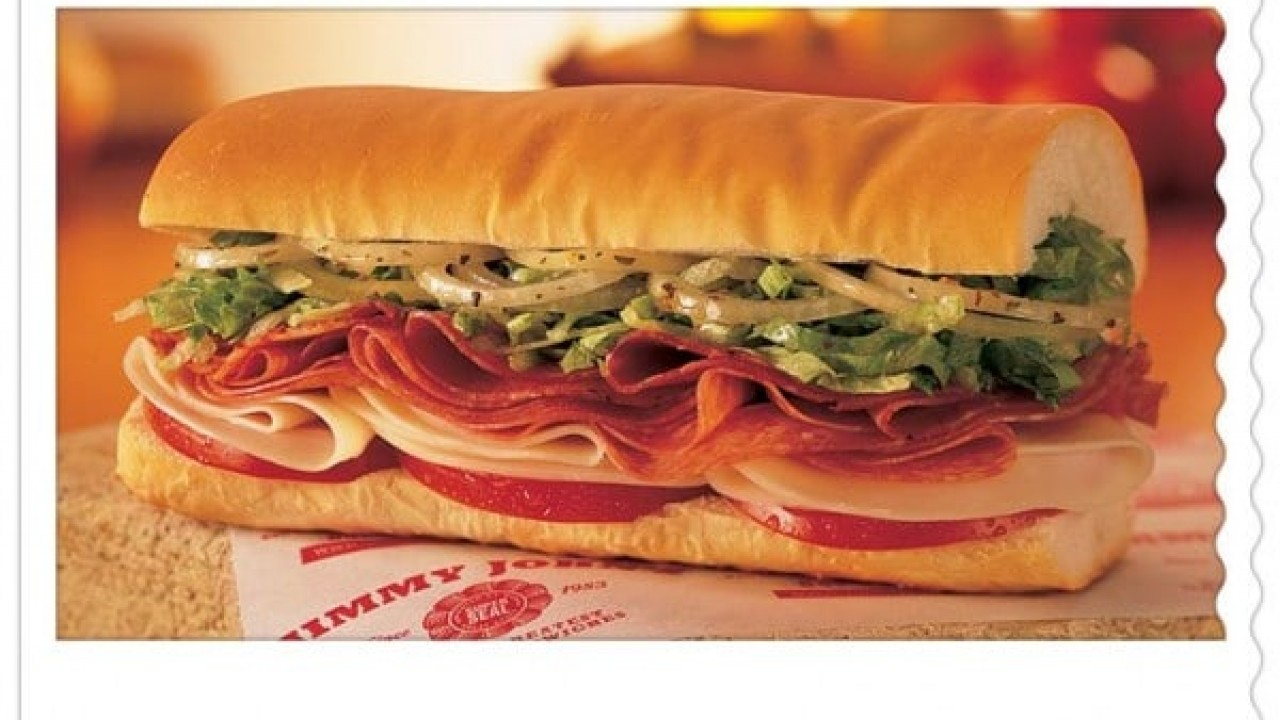 photo relating to Jimmy Johns Printable Menu known as What Oneself Must Notice more than Jimmy Johns Transport