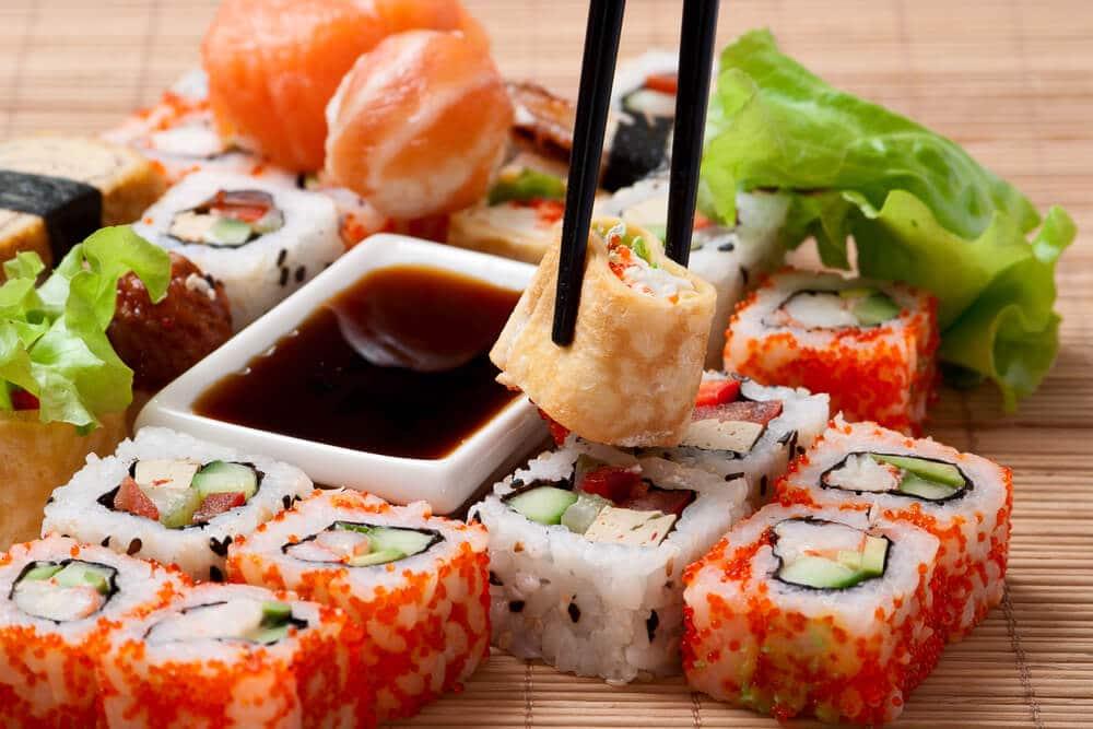 nobu delivery japanese food