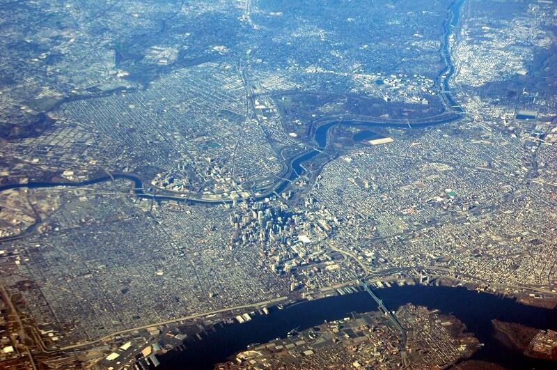 the philadelphia area