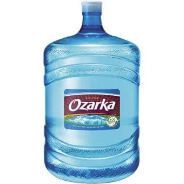 ozarka water delivery 5 gallon jug