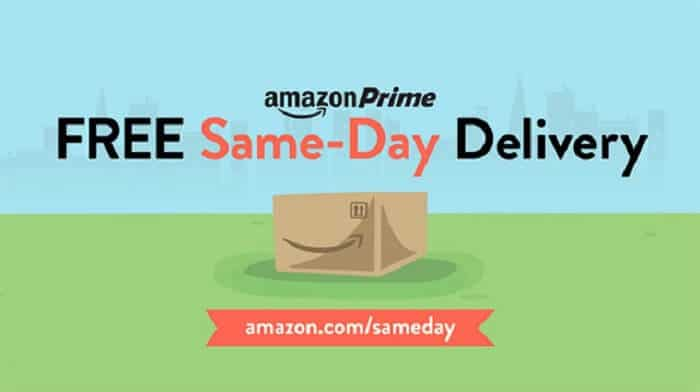 amazon same day delivery logo