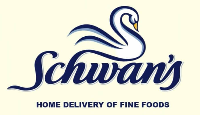 schwan's home delivery logo
