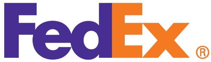 fedex delivery logo