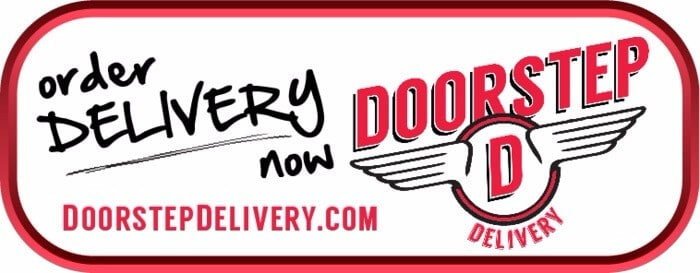doorstep delivery logo