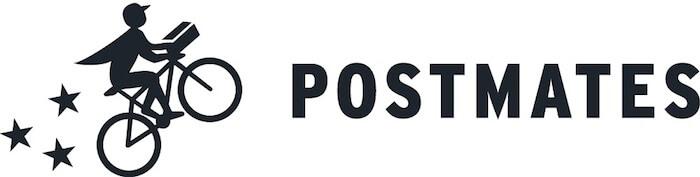 postmates delivery logo wide