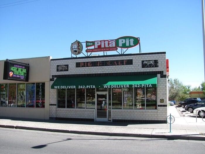 pita pit restaurant
