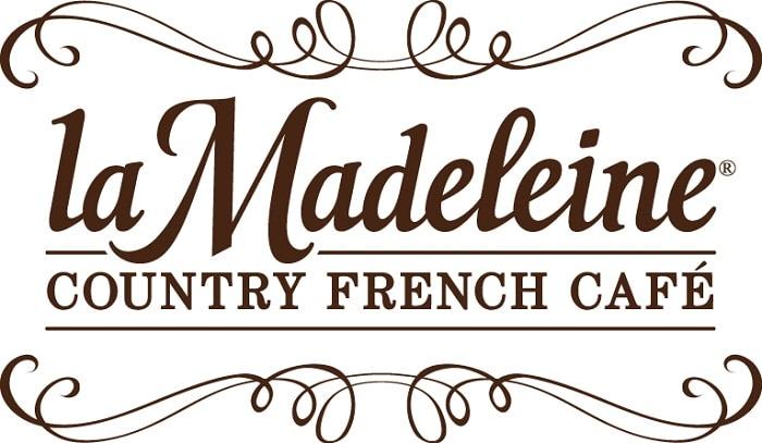 la madeleine delivery logo