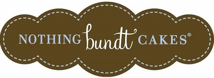 the cute Nothing Bundt Cakes delivery logo