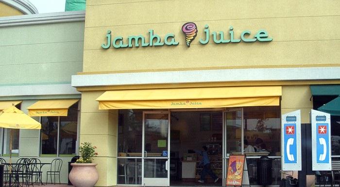Santa Clara Jamba Juice shop
