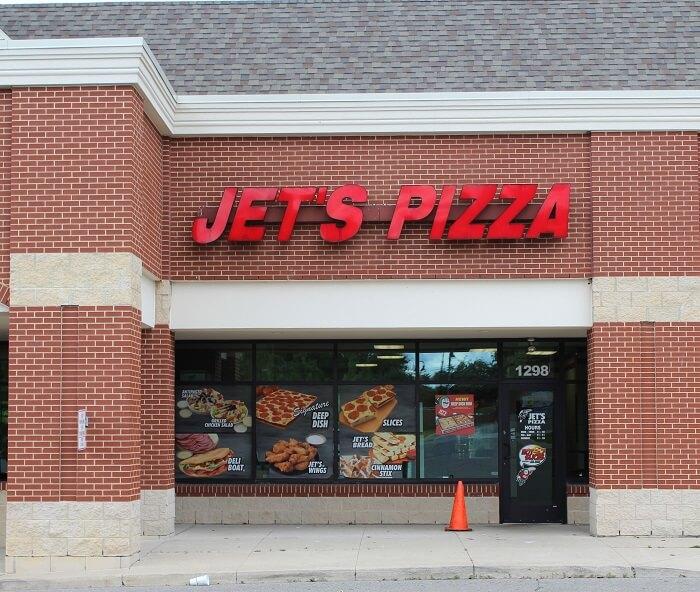jet's pizza store location in michigan