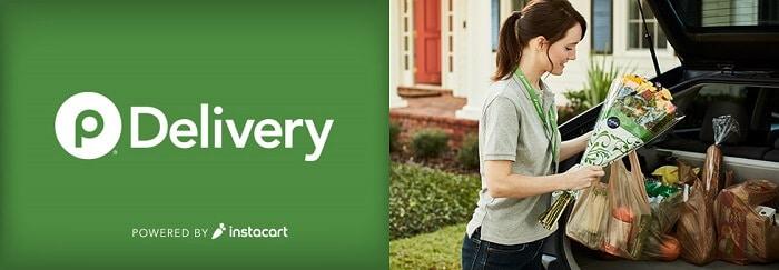 Publix delivery service