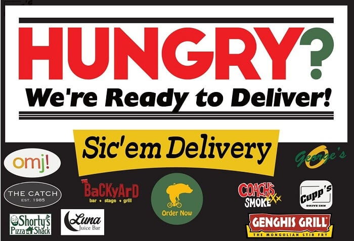Sicem Delivery ad