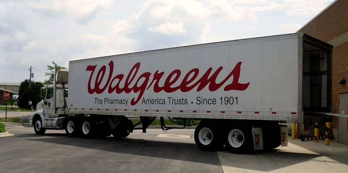 Walgreens Delivery