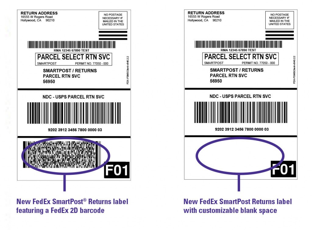 FedEx SmartPost