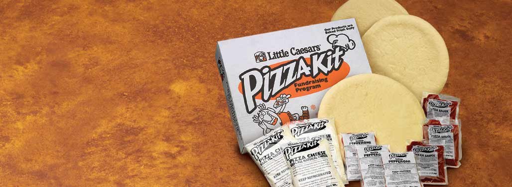 Little Caesar PizzaKits