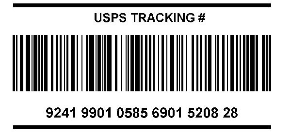 Intelligent Mail Package Barcode